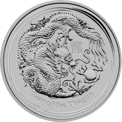 Year of the Dragon 2012 - 10 oz