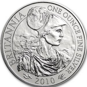 Britannia 2010 - 1 oz