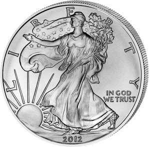 Silvereagle 2012 - USA 1 oz