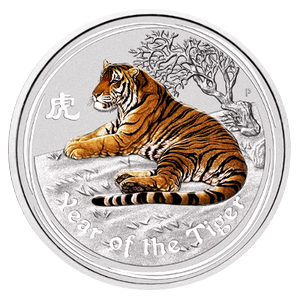 Year of the Tiger 2010 - 1/2 oz